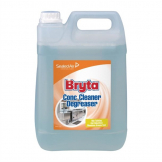 Bryta Kitchen Cleaner and Degreaser Concentrate 5Ltr (2 Pack) (Pack of 2)