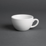 Royal Porcelain Classic White Espresso Cups 85ml (Pack of 12)