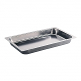 Bourgeat Stainless Steel 1/1 Gastronorm Roasting Dish 20mm