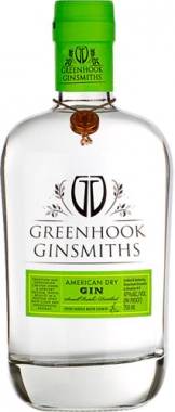 Image of Greenhook Ginsmiths - American Dry Gin