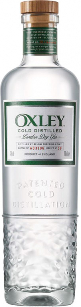 Oxley - Gin (70cl Bottle)