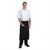 Chef Works Bistro Apron Black
