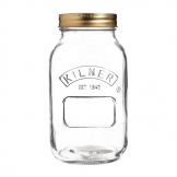 Kilner Screw Top Preserve Jar 1000ml