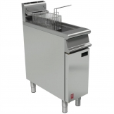 Falcon Dominator Single Tank Single Basket Free Standing Natural Gas Fryer G3830