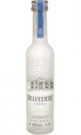 Belvedere - Pure Miniature (10 x 5cl Miniatures)