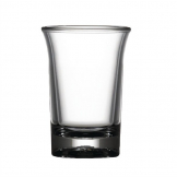 BBP Polycarbonate Elite CE Shot Glass 25ml (Pack of 24)