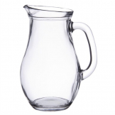 Utopia Bistro Jugs 1Ltr (Pack of 6)