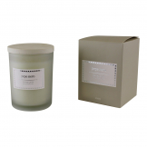 Angelica Scented Candle in Glass Jar, Boxed