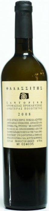 Gaia Wines - Thalassitis 2019 (75cl Bottle)