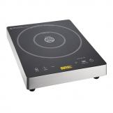 Buffalo Touch Control Single Induction Hob 3kW