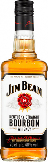 Image of Jim Beam - White Label