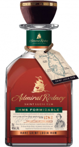 Admiral Rodney - HMS Formidable Rare (70cl Bottle)