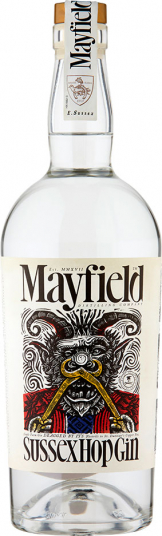 Mayfield - Sussex Hop Gin (70cl Bottle)