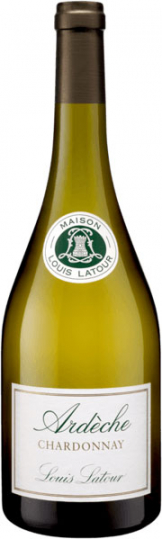 Louis Latour - Ardeche Chardonnay 2018 (75cl Bottle)