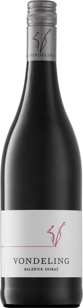 Vondeling - Baldrick Shiraz 2016 (75cl Bottle)