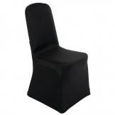 Bolero Banquet Chair Cover Black