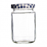 Kilner Round Twist Top Jar 93ml (Pack of 12)