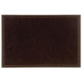Faux Leather Placemats (Pack of 4)