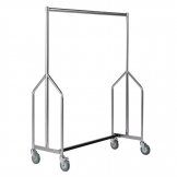 Bolero Heavy Duty Z Garment Rail