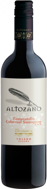 Altozano - Tempranillo Cabernet 2018 (75cl Bottle)