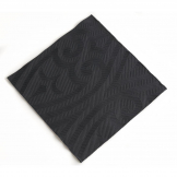 Duni Occasional Recyclable Napkins Black 480mm (Pack of 240)