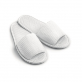 Comfort Langley Open Toe Flipflop White