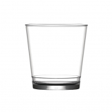 BBP Polycarbonate In2Stax Whisky Rocks Glasses 256ml
