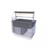 Designline Drop In Chilled Deli Serve Over Counter 1525mm