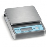 Edlund Bravo 10 Stainless Steel Digital Scale with Clearshield Protective Cover 4.5Kg