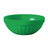 Kristallon Polycarbonate Bowls Green 102mm (Pack of 12)