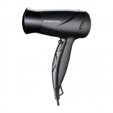 Emberton Black 1600w Folding Hairdryer