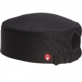 Chef Works Womens Total Vent Beanie Black