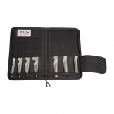 Global 7 Piece Knife Set with Case
