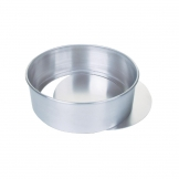 Aluminium Cake Tin With Removable Base 310mm