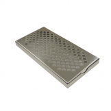 Beaumont Stainless Steel Drip Tray 300 x 150mm