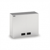 Lincat Stainless Steel Wall Cupboard Double 750mm