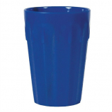 Kristallon Polycarbonate Tumblers Blue 142ml (Pack of 12)