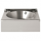 Basix Stainless Steel Hand Wash Basin