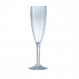 BBP Polycarbonate Frosted Flutes