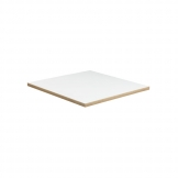 Forza Table Top - White - 600x600x25mm