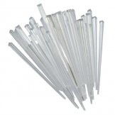 Beaumont Clear Prism Sticks (Pack of 1000)