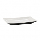 APS Dual Tone Rectangular Platter 9in