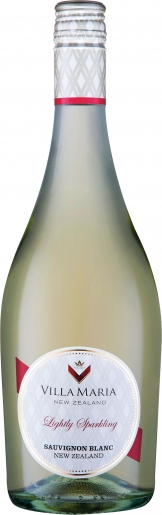 Villa Maria - Lightly Sparkling Sauvignon Blanc 2019 (75cl Bottle)