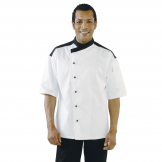 Chef Works Unisex Metz Chefs Jacket S