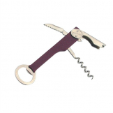 Bonver Waiter's Friend Corkscrew with Crown Beer Bottle Opener