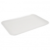 Dalebrook Melamine Large Rectangular Platter White 330mm