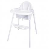 Bolero Highchair Bright White Single