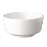 APS Float White Round Bowl 2in