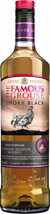 Image of Famous Grouse - Smoky Black