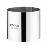 Vogue Mousse Ring 60 x 70mm